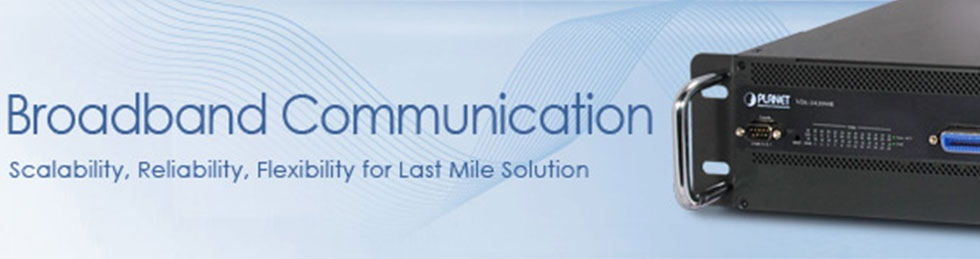 Broadband Communication